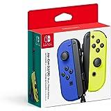 Controller Nintendo Switch Set da 2 Joystick, Rosso e Blu