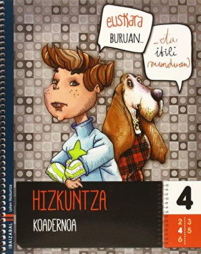 Hizkuntza koadernoa 4 - 9788483949795