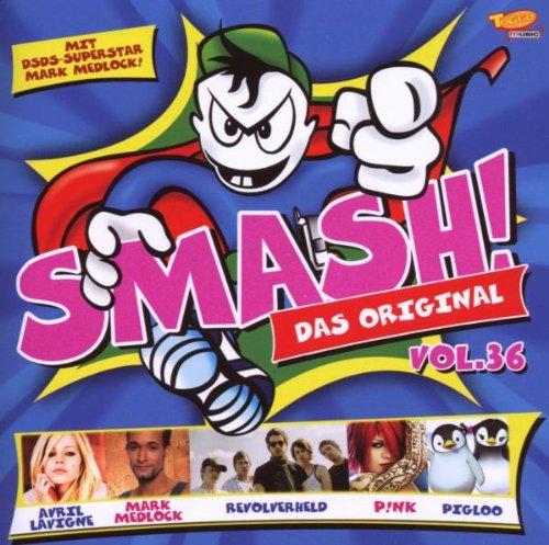 Sbm Media (Sony Music) Smash! Vol.36