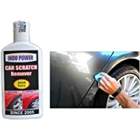 INDOPOWER HDCCc881-CAR Scratch Remover 100gm.All Colour Car & Bike Scratch Remover, Advanced Formula Rubbing Compound (Not for Dent & Deep Scratches)