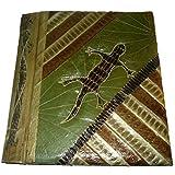 Seestern Sportswear Tropisches Fotoalbum Natur Album von Bali 30 Seiten Photoalbum mit Gecko Motiv L/0906