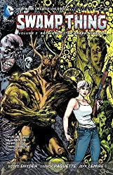 Swamp Thing Vol. 3: Rotworld: The Green Kingdom (The New 52) by Snyder, Scott, Lemire, Jeff (2013) Paperback