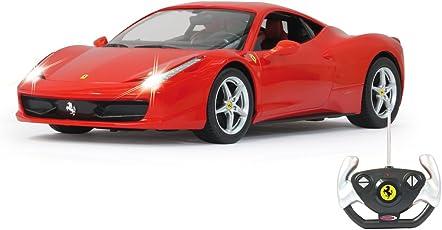 Jamara 404305 - RC Ferrari 458 Italia 1:14 inklusive Fernsteuerung, rot