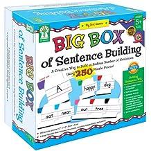 Big Box of Sentence Building (versión en inglés)
