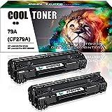Cool Toner Kompatibel für HP 79A CF279A Laser Toner Laserdrucker HP Laserjet Pro M12W M12 M12A M12W MFP M26NW M26 Toner WLAN Laserdrucker Multifunktionsgerät Patronen|Schwarz 1.000 Seiten 2Pack