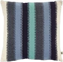 Dutch Decor Beran Coussin en coton/polyester Denim 45x45cm