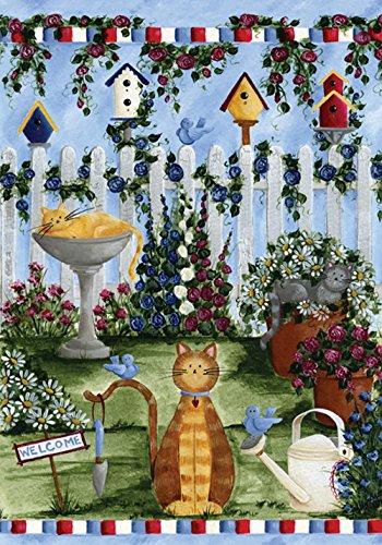 Toland Home Garden Cats decorative Garden