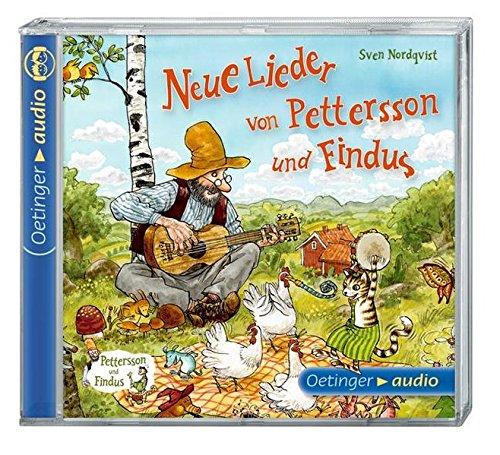 Neue Lieder von Pettersson und Findus (CD):