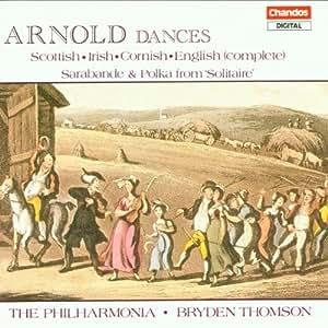 Malcolm Arnold: Dances