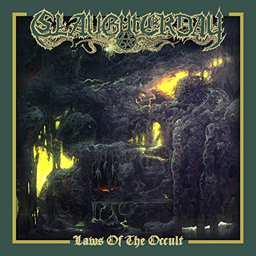 Slaughterday: Laws Of The Occult (Limited Edition) (digipack) [CD]