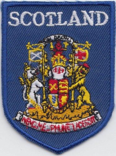 Royal Schottland Wappen Aufnäher Patch (ec3002)