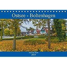 Ostsee - Boltenhagen (Tischkalender 2019 DIN A5 quer): Bilder des Ostseebad Boltenhagen, mehr als nur Wasser. (Monatskalender, 14 Seiten ) (CALVENDO Orte)