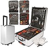 Boîte à outils 599 pièces Boîte à outils Coffret à outils Set à outils