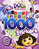 Dora The Explorer 1000 Stickers