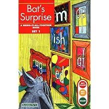 Bat's Surprise: Bring it All Together Book (Get Ready-Get Set-Read! (Paperback))