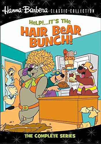 Help! It's the Hair Bear Bunch!: The Complete Animated Series [DVD]