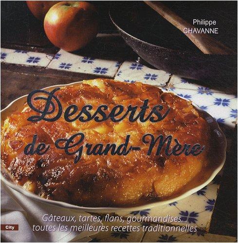 Desserts de Grand-mère