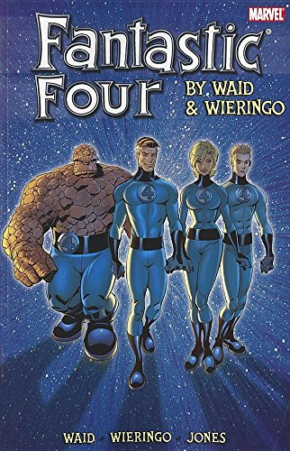 Fantastic Four by Waid & Wieringo Ultimate Collection Book 2 (Fantastic Four (Marvel Paperback)) by Mike Wieringo Mark Waid (31-Aug-2011) Paperback