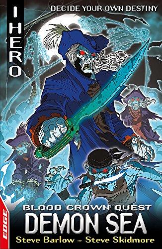 Demon Sea: Blood Crown Quest 3 (EDGE: I HERO: Quests)