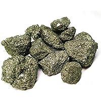 Crocon Golden Pyrit Bulk natur aus Stein Rough Edelstein Kristalle für Heilung Tumbling cabbing Polieren, Stein... preisvergleich bei billige-tabletten.eu