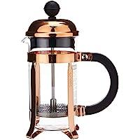 BODUM - 1923-18 - CHAMBORD - Cafetière à piston – 3 Tasses - 0,35 L,Cuivre