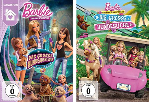 Barbie Die Grosse Hundesuche Test Vergleich 2021 7 Beste Ankleide Modepuppen