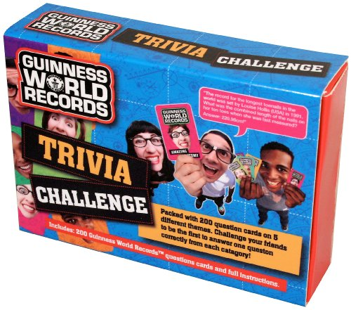 Guinness World Records Trivia Challenge