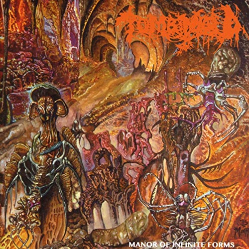 Tomb Mold: Manor of Infinite Forms (Audio CD)