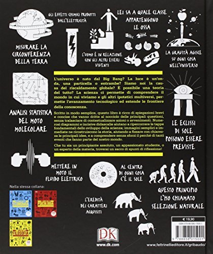 Il Libro Della Scienza Grandi Idee Spiegate In Modo Semplice