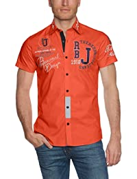 Redbridge Herren Regular Fit Freizeithemd R-2123