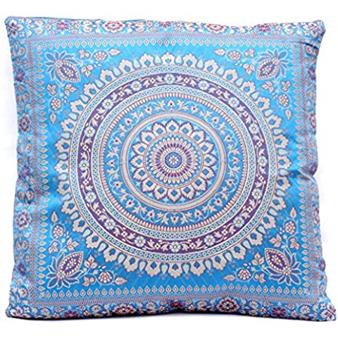 Cuscini di seta copre in Asian Decor