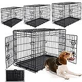 WOLTU HT2030m1 cage de transport pliable pour chiens d'occasion  Livré partout en Belgique