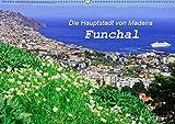 Funchal - Die Hauptstadt von Madeira (Wandkalender 2019 DIN A2 quer): Funchal ist eine moderne Hafenstadt mit vielen Sehenswürdigkeiten (Monatskalender, 14 Seiten ) (CALVENDO Orte)