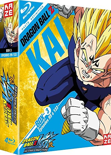 Dragon Ball Z Kai - Box 3/4 Collector BluRay The Final Chapters [Blu-ray] [Edizione: Francia]