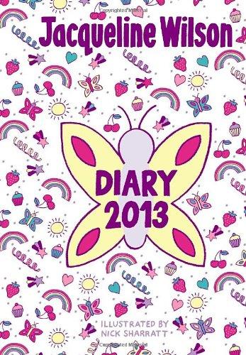 Jacqueline Wilson Diary 2013 Hardcover