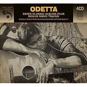 Seven Classic Albums Plus Odetta (4 CD)