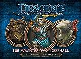 Fantasy Flight Games FFGD1326 Descent 2. Ed. -Wächter von Deephall