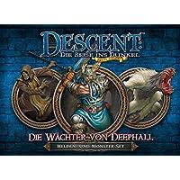 Fantasy-Flight-Games-FFGD1326-Descent-2-Ed-Wchter-von-Deephall