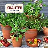 Kräuter Kalender 2017: DuMonts Kräuter-Kalender mit nützlichen Tipps und Rezepten