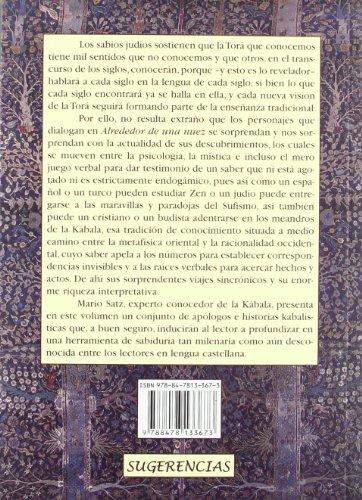 Alrededor de una nuez. Apólogos e historias de la Kábala (Sugerencias) por Mario Satz Tetelbaum