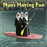 Nuns Having Fun Wall Calendar 2017
