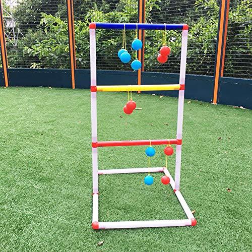Jiali Leiter Golf Spiel, Leiter Ball Werfen Spiel Spielzeug Outdoor Yard Tournament Spiel Sport Party Familie -