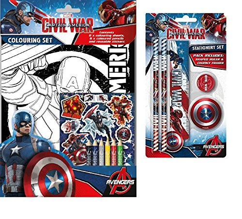 captain-america-colouring-and-stationary-set
