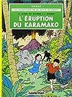 Jo Zette et Jocko, tome 4 - L'Eruption du Karamako