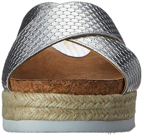 Nine West Amyas synthétique Platform Sandal silver