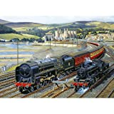 "Gibsons Puzzle - ""Gateway to Snowdonia"" 1000 piece jigsaw puzzle"