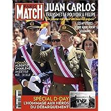 Paris Match n° 3394 / Roi Juan Carlos d'Espagne (couv'), Lana Del Rey (3p), Audrey Dana (4p) / 04 Juin 2014