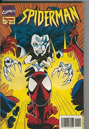 Spiderman volumen 2 serie,prestigio lomo blanco numero 03