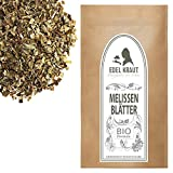 EDEL KRAUT | BIO Melissenblätter Tee - Premium Melissentee 100g