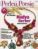 Perlen Poesie 34 (englisch): The Number One Bead Art Magazine in Europe (Perlen Poesie (englisch) / The Number One Bead Art Magazine in Europe)